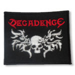 DECADENCE Sweden - Deca Patch