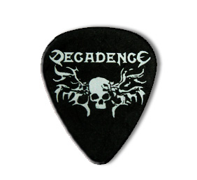 DECADENCE Sweden - Deca Pick