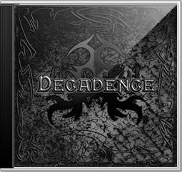 DECADENCE Sweden - first album, self titled