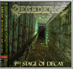 DECADENCE Sweden - 3rd Stage of Decay (Japanese Edition)