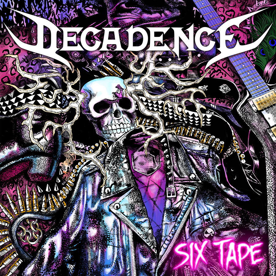 decadence sweden six tape